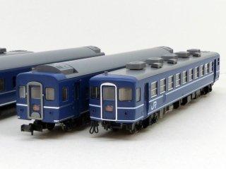 〔モカ割は8/4まで〕[12月新製品] 98449 12−3000系・14系15形客車(だいせん・ちくま)セット(5両)