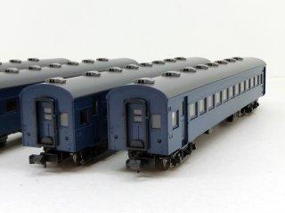 [02月新製品] 98779 オハ61系客車(青色)セット(6両)