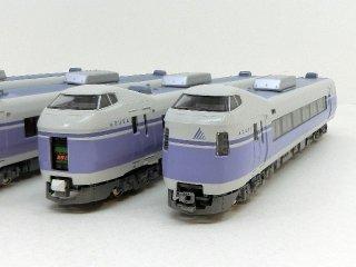 [02月再生産] 10-1343 E351系「スーパーあずさ」 4両増結セット