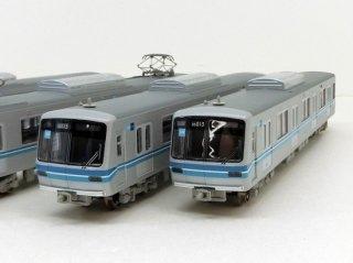〔モカ割は10/31まで〕[12月以降新製品] A8492 東京メトロ05系 東西線 4次車 基本6両セット
