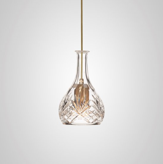 LEE BROOM BELL DECANTER CLASSIC PENDANT