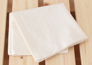 CS対応・オーガニックコットンカバー/シングル枕カバー
