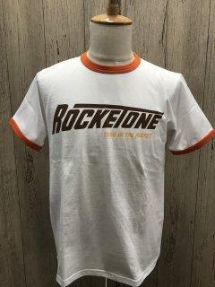 リアルマッコイズ MC19025 ROCKETONE リンガーTシャツ JOE MCCOY ジョーマッコイ