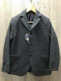 フェローズ  20W-PWSC2  ヘリンボーンウールジャケット メンズ  サックコート PHERROW'S