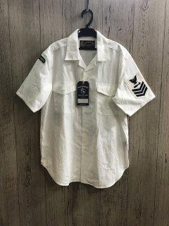 リアルマッコイズ MS21003 コットントロピカルシャツ COTTON TROPICAL  半袖シャツ ミリタリーシャツ REAL McCOYS