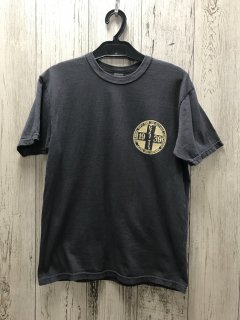 UES/ウエス 652102 GYPSY TOUR ジプシーツアー BLK 半袖プリントTシャツ