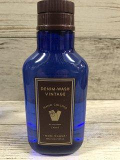 ウエアハウス デニム用液体洗剤 Lot 5221 DENIM-WASH VINTAGE ヴィンテージ WAREHOUSE
