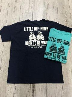 ステュディオ・ダルチザン 【8042A】  USAコットン モンキー プリントTシャツ LITTLE OFF-RODER STUDIO D´ARTISAN