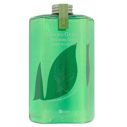 ニューウェイジャパン グラングリーン ディープクレンジングシャンプー560ml(ポンプ付き)