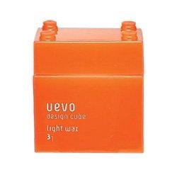 デミコスメティクス ウェーボ デザインキューブ ライトワックス80g