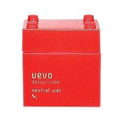 デミコスメティクス ウェーボ デザインキューブ ニュートラルワックス80g