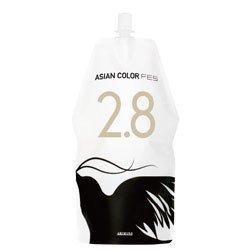 アリミノ アジアンカラー フェス OX2.8% 第2剤 1200g (医薬部外品)