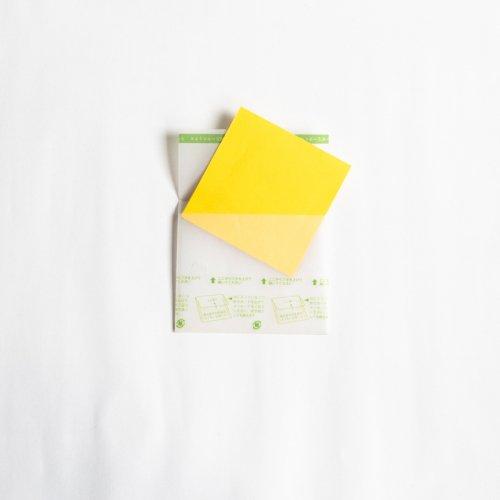 cobato / スライスチーズ風メッセージカード