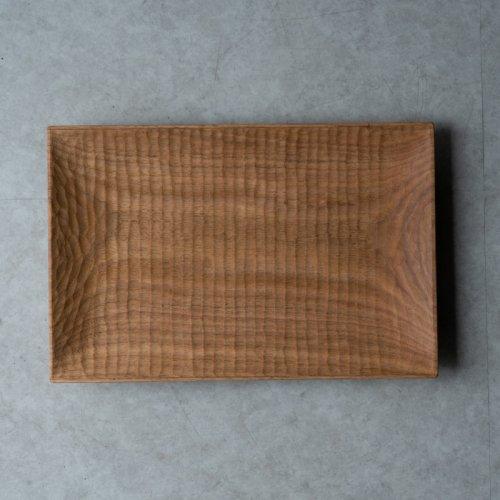 堀宏治 / オードブルプレート くるみ(30cm)