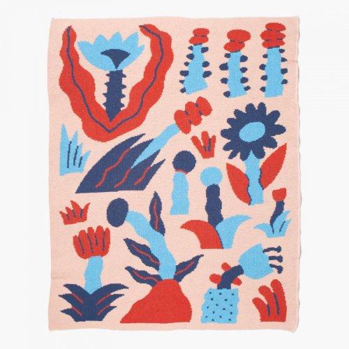 Slowdown Studio / Mini Blanket - Wonderland