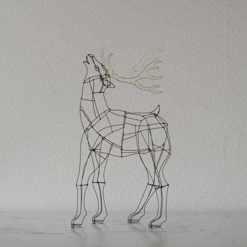 山田一成 / 山の神様(遠吠えの牡鹿)
