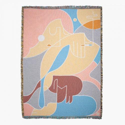 Slowdown Studio / Blanket - Dalton Throw