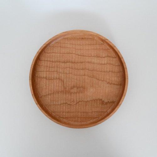 堀宏治 / 丸盆 さくら(24cm)