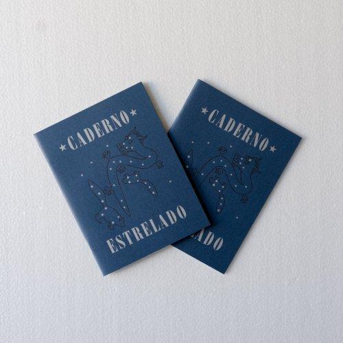Serrote / ESTRELADO (Starry Notebook)