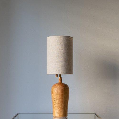 稲熊家具製作所 / Table Lamp 欅-02