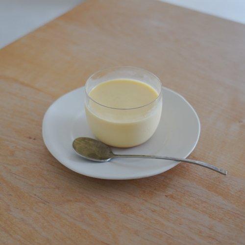 馬場勝文 / 白磁マット リム4.5寸皿(size-3)