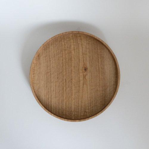 村上圭一 / 彫目盆 栗(24cm)