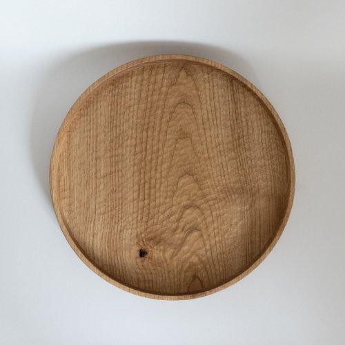 村上圭一 / 彫目盆 栗(30cm)