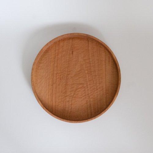 村上圭一 / 彫目盆 桜(24cm)