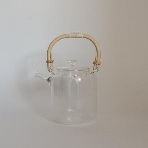 STUDIO PREPA / ガラスティーポット(あけび)