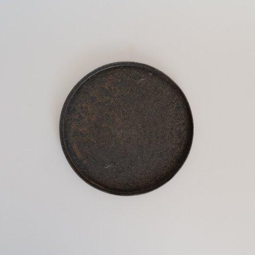 遠藤岳 / プレート Black(18cm)