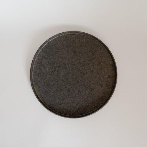 遠藤岳 / プレート Black(21cm)