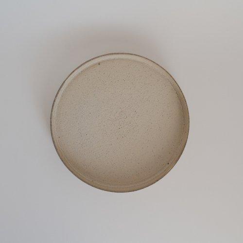 遠藤岳 / Gong Bowl(21cm)White