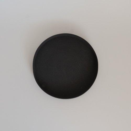 遠藤岳 / Gong Bowl(18cm)New Black