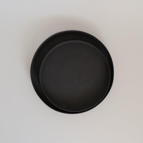 遠藤岳 / Gong Bowl(21cm)New Black
