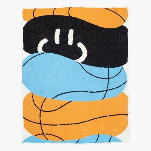 Slowdown Studio / Mini Blanket - Baller