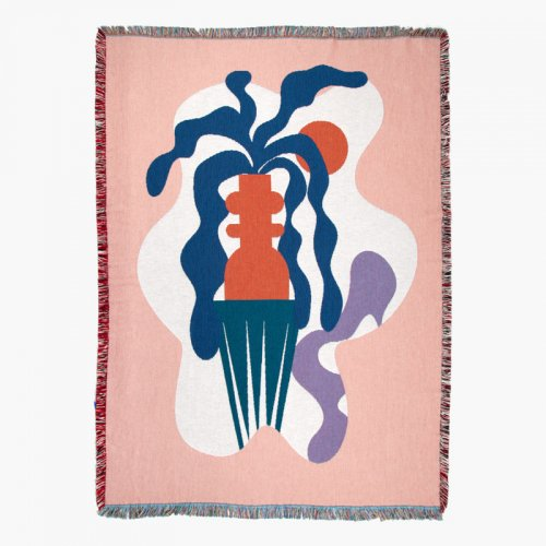 Slowdown Studio / Blanket - Badu Throw