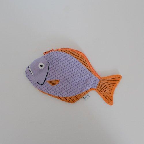 Don Fisher / Small Piranha Purse