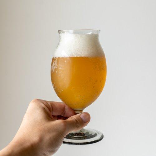 笹川健一 / ビールグラス