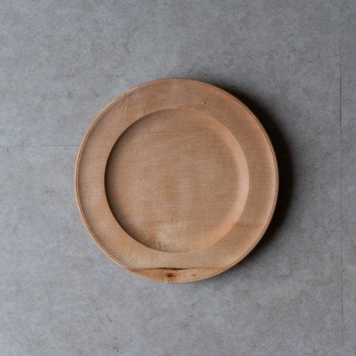 中西健太 / リム皿 20cm 楓