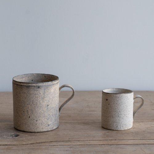 遠藤岳 / Demitasse cup&saucer White