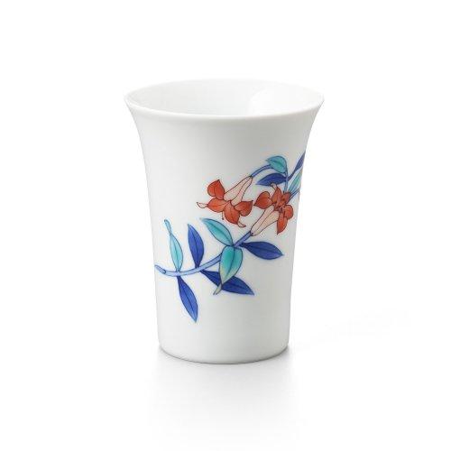 五草花 百合 フリーカップ