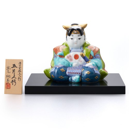 桃太郎 五月人形