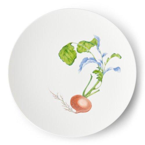 【新作予約販売】 Restaurant MAISON (Paris) - Red turnip φ29� Plate -