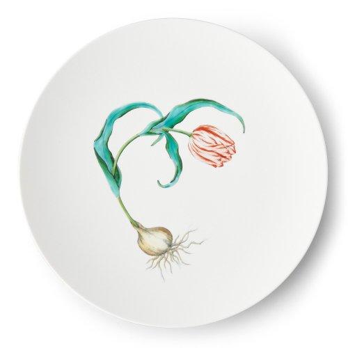 【新作予約販売】 Restaurant MAISON (Paris) - Tulips φ29� Plate -