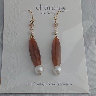 【choron】ピアス