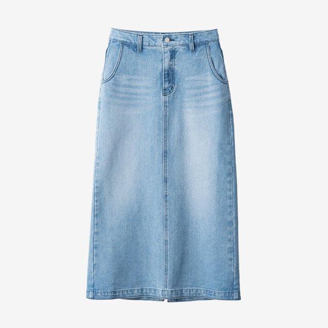 デニムスカート【blue】