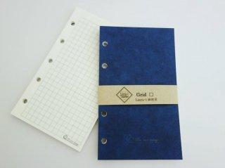 Pen and message.オリジナルM5リフィル 4mm方眼罫リフィル(Liscio-1紙仕様)