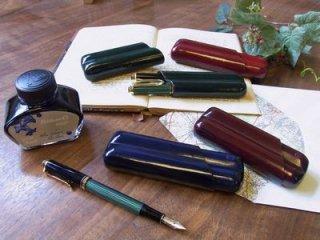 WRITING LAB.(イル・クアドリフォリオ) シガーケース型小さいペンケース Due piccolo(デュエ・ピッコロ)