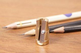 M+R真鍮鉛筆削り