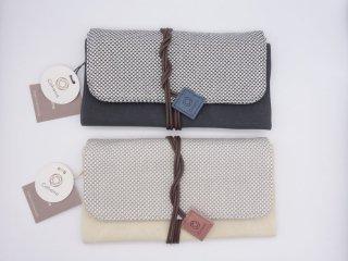 Cohana(コハナ)三河木綿の巻き道具入れ